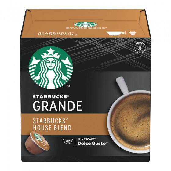 Coffee capsules Starbucks