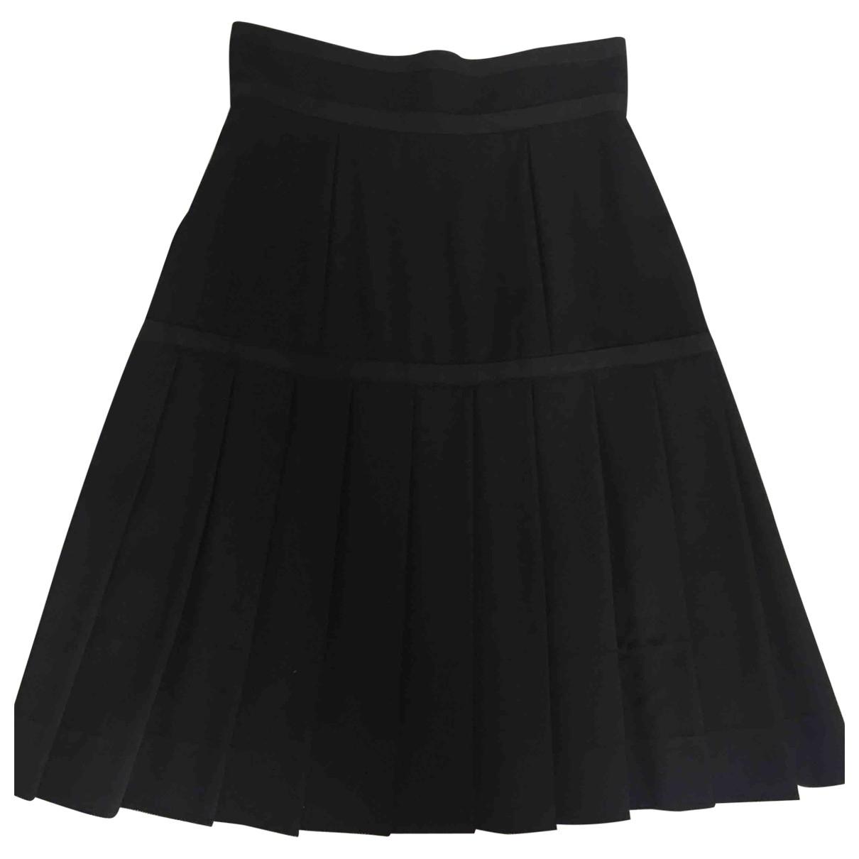 Falda de Lana Chanel