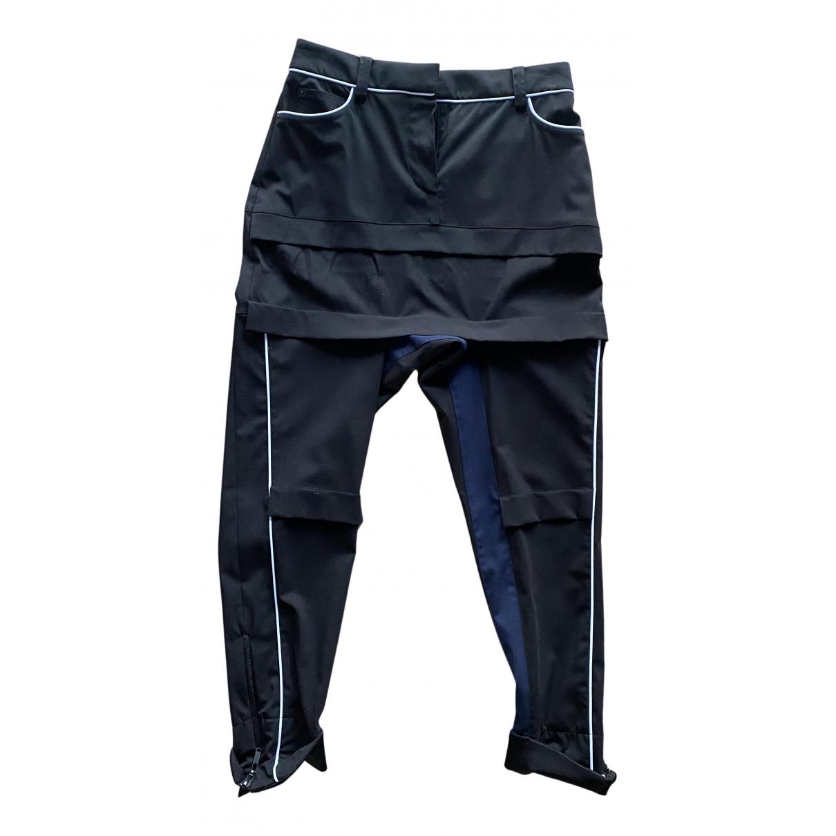 Louis Vuitton - Pantalon   pour femme - noir