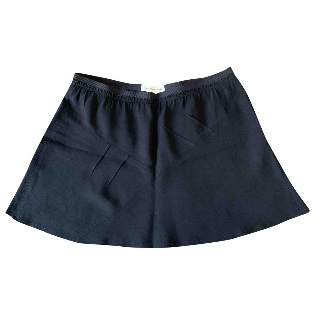 Isabel Marant Etoile \N Black skirt for Women 36 FR