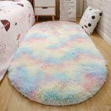 Tie Dye Fluffy Carpet