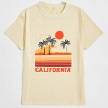 Guys California Graphic Tee
