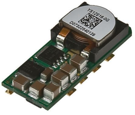 BEL POWER SOLUTIONS INC Non-Isolated DC-DC Converter, 0.75 → 5.5V dc Output, 16A