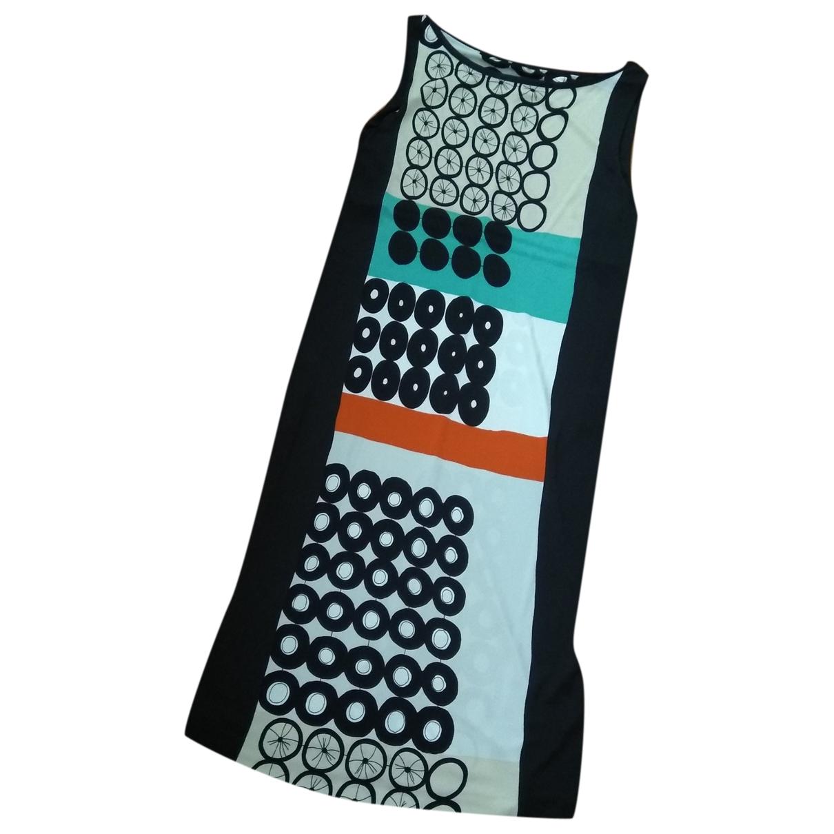 Maliparmi \N Black dress for Women 48 IT