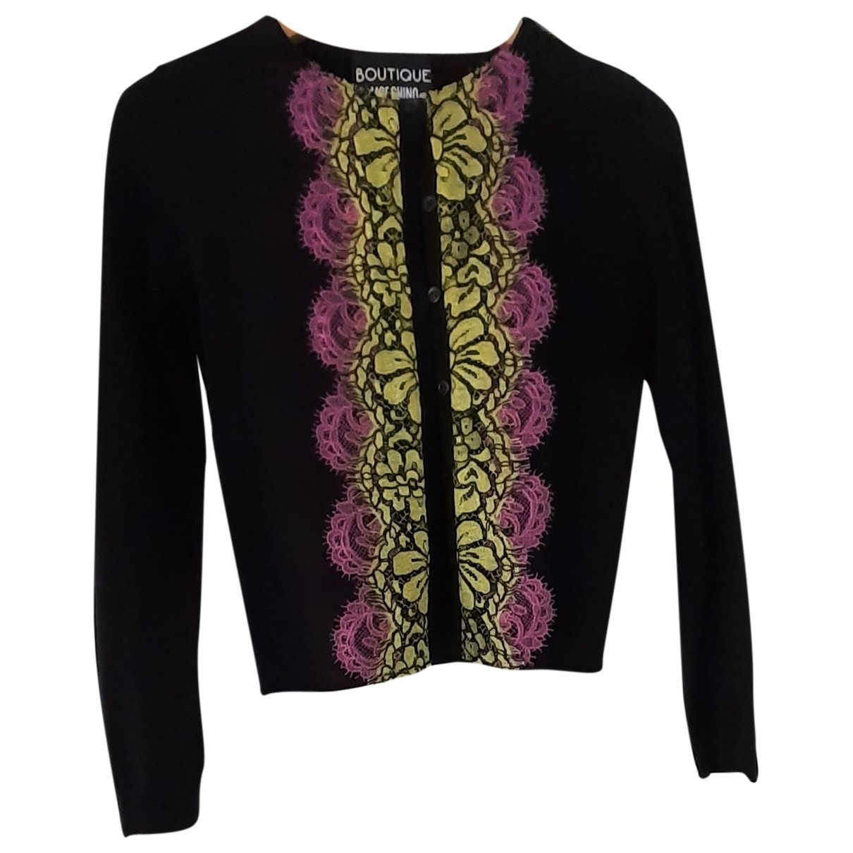 Moschino \N Pullover in  Bunt Polyester