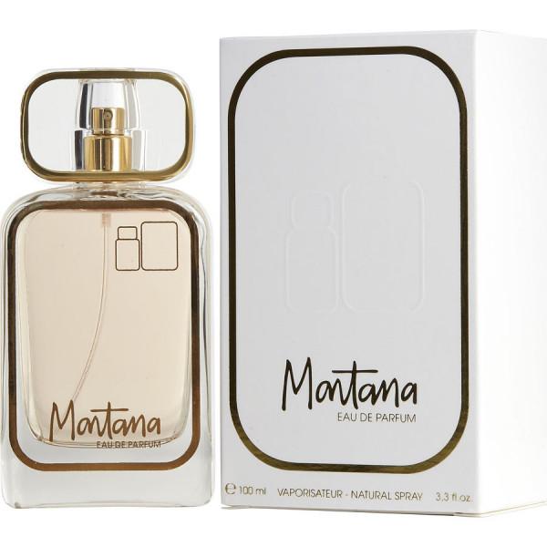 Montana 80 - Montana Eau de parfum 100 ML