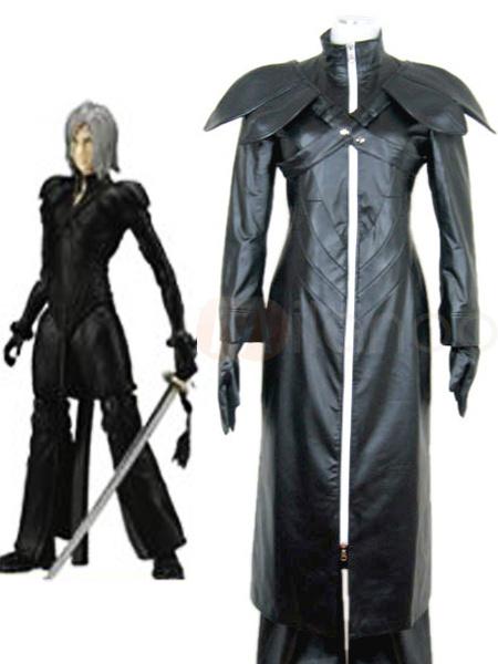 Milanoo Final Fantasy VII Advent Children KADAJ Cosplay Costume Halloween