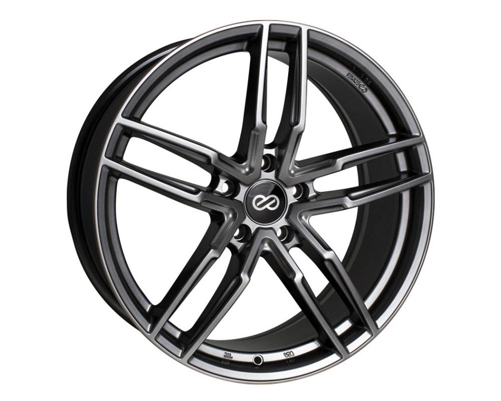 Enkei SS05 Wheel Performance Series Hyper Gray 18x8 5x114.3 38mm