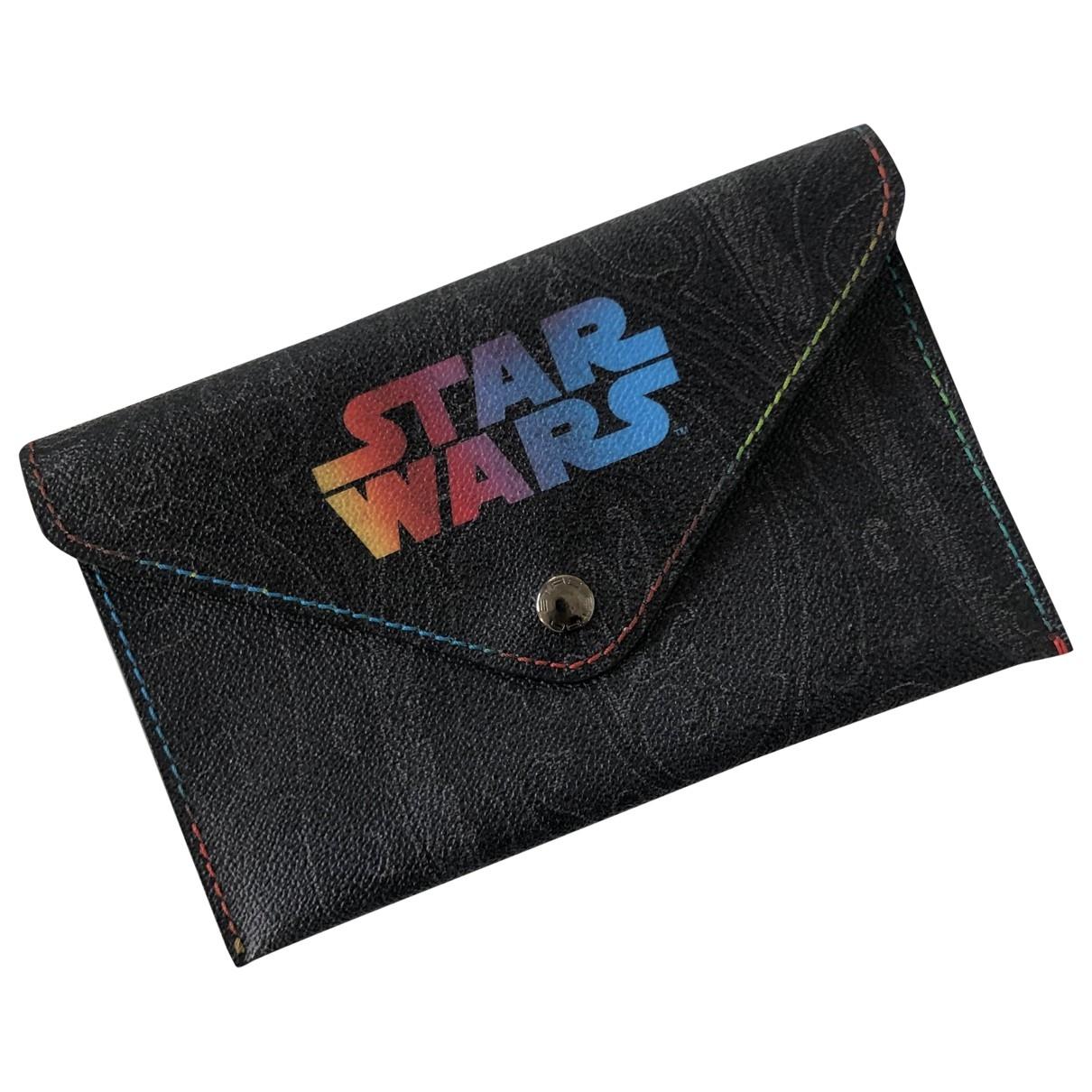 Etro \N Black Small bag, wallet & cases for Men \N