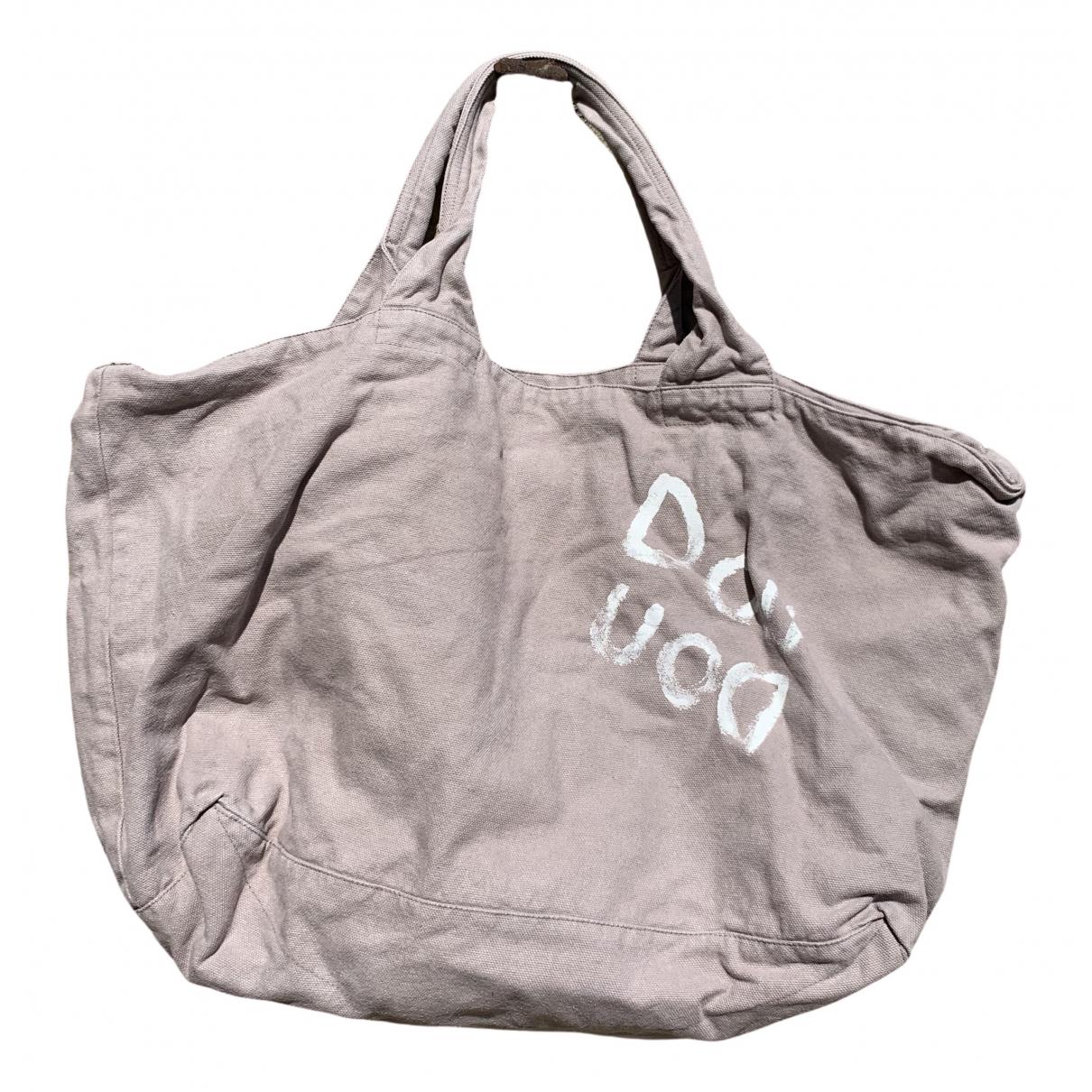 Douuod \N Handtasche in Baumwolle