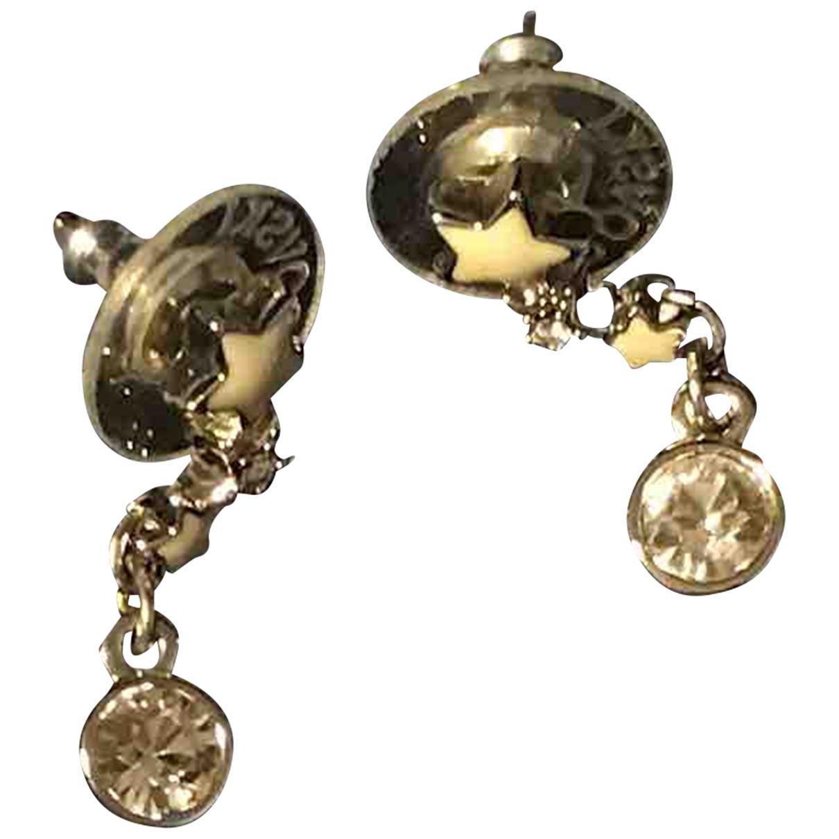 Swarovski \N OhrRing in  Silber Silber
