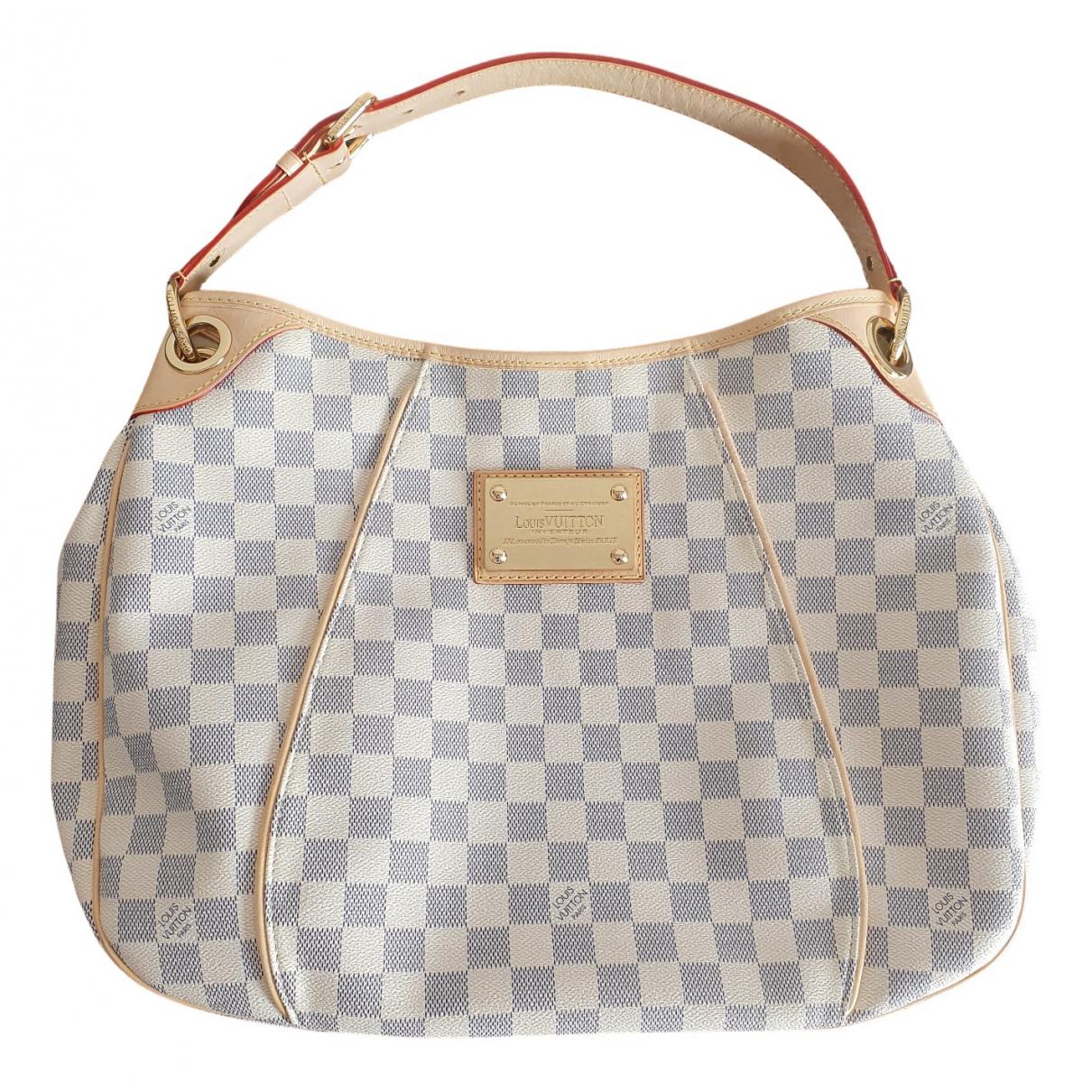 Bolso  Galliera de Lona Louis Vuitton