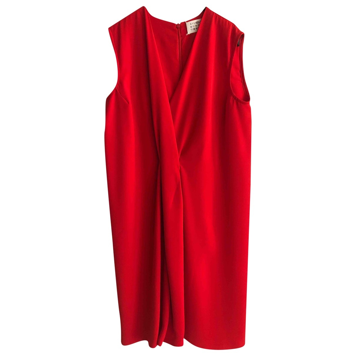 Maison Martin Margiela \N Red dress for Women 46 IT