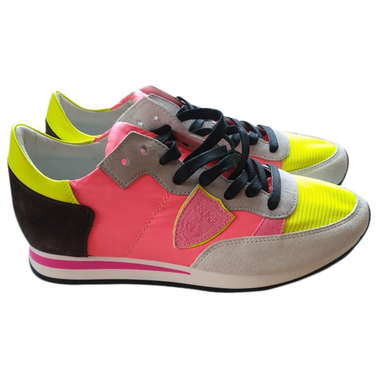 Philippe Model \N Sneakers in Leder