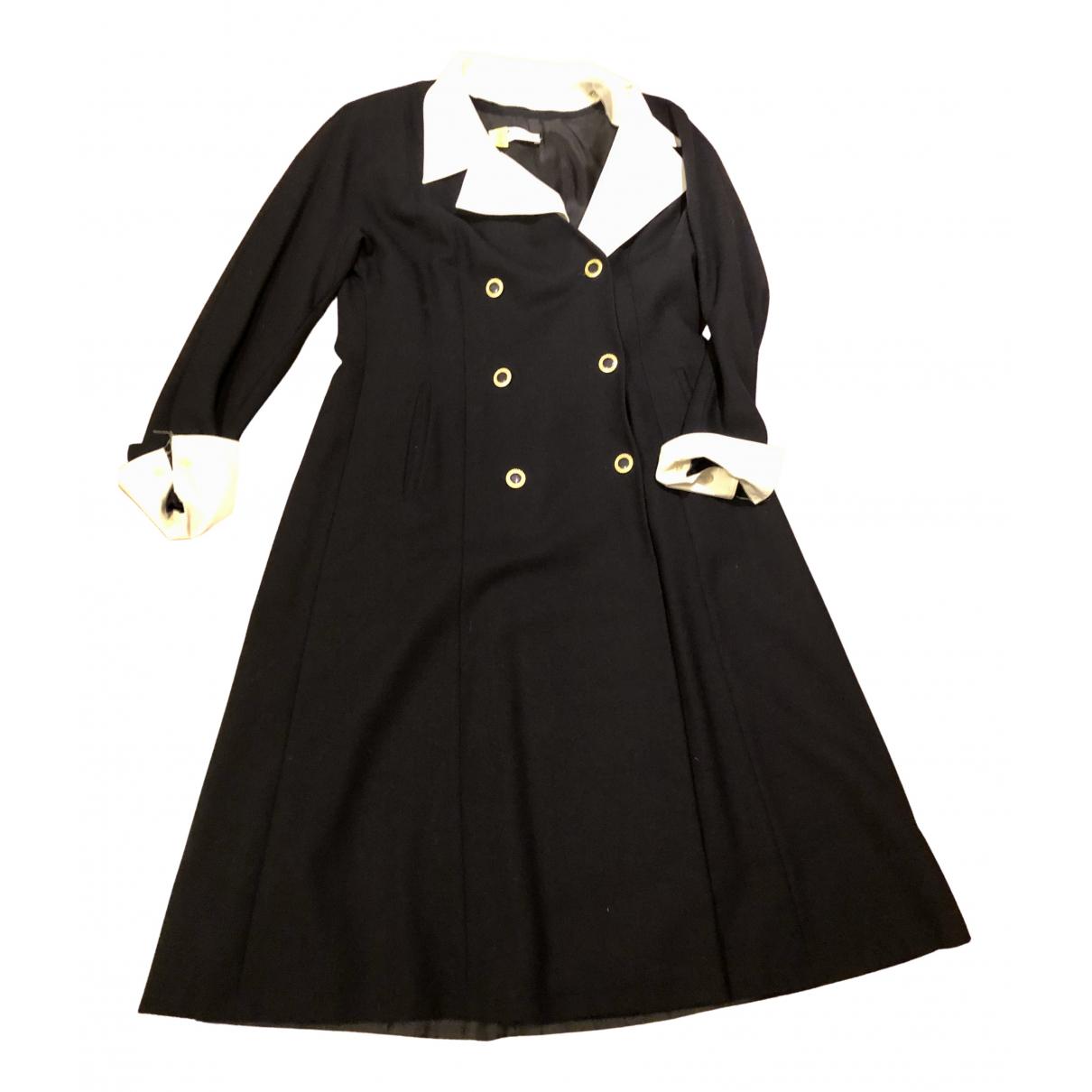 Non Signé / Unsigned N Black dress for Women L International