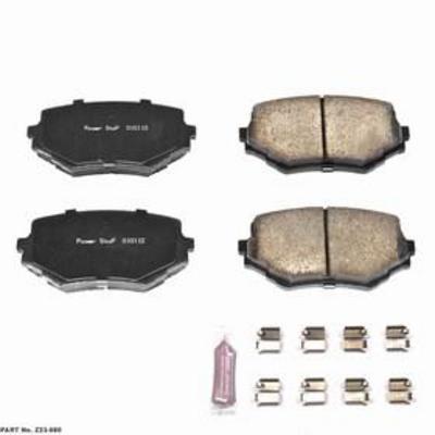 Power Stop Z23 Evolution Sport Brake Pads - Z23-680
