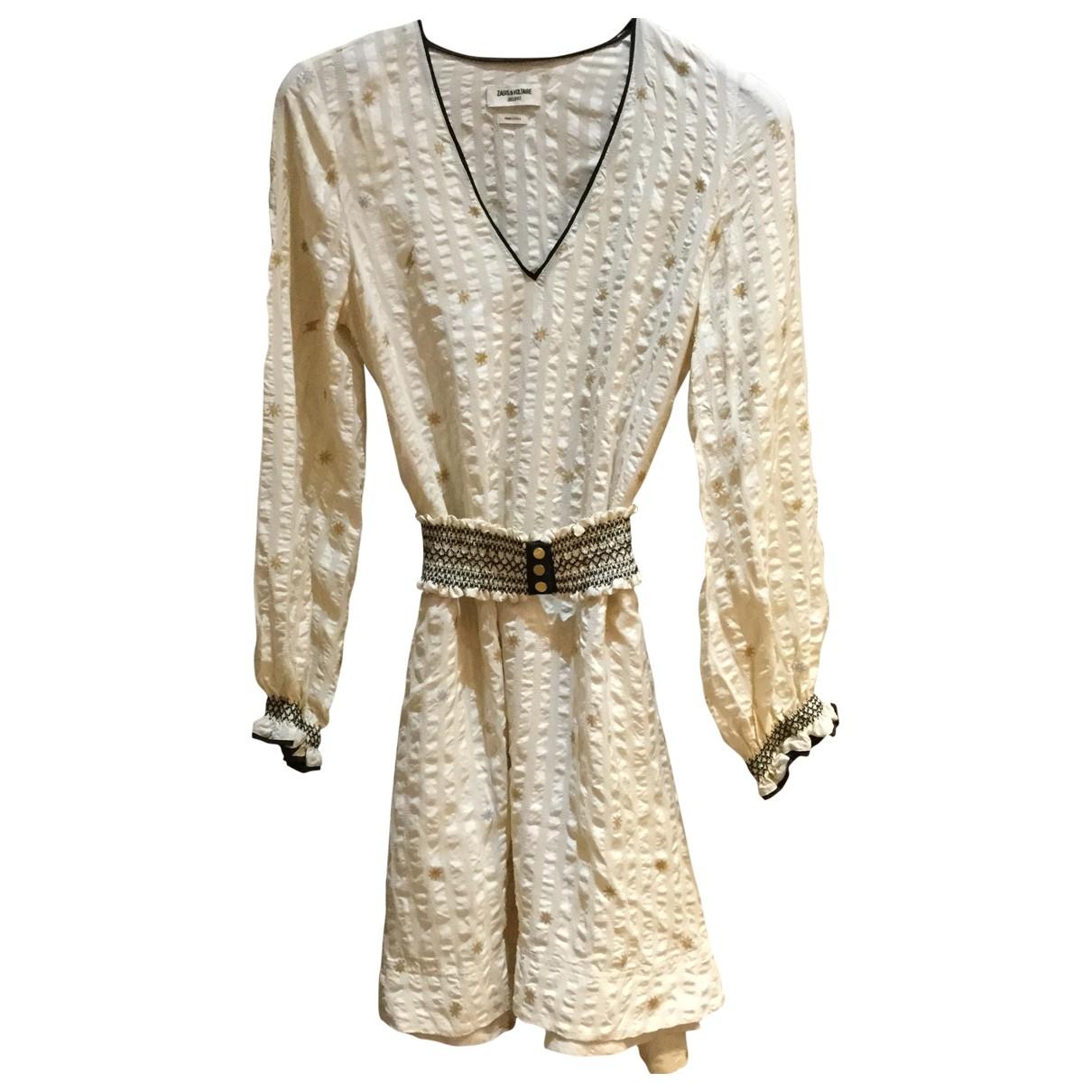 Zadig & Voltaire \N Silk dress for Women XS International