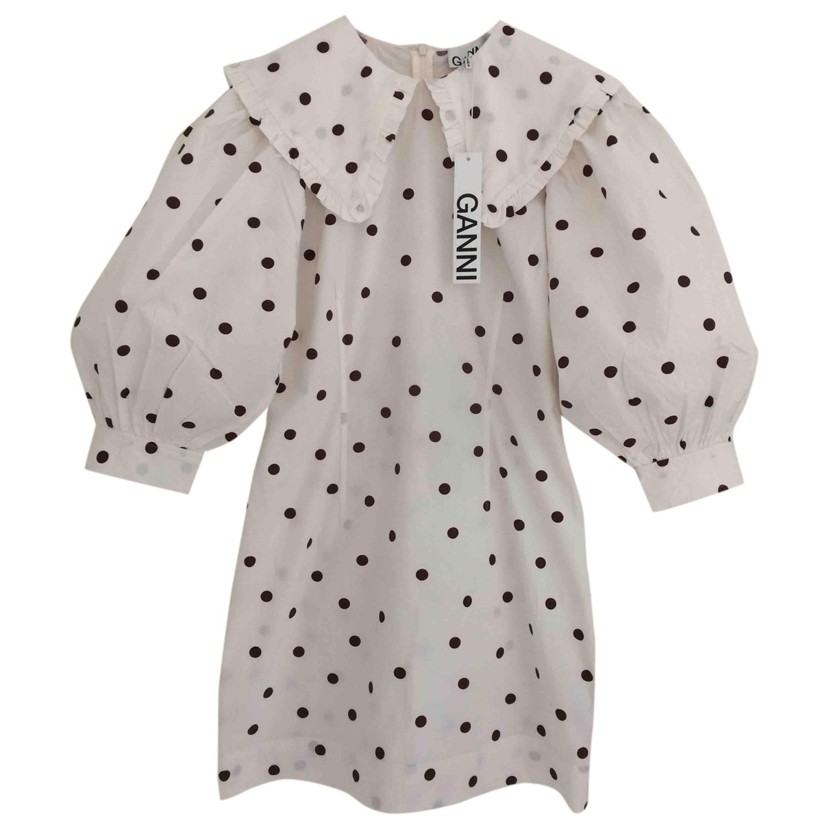 Mini vestido Spring Summer 2020 Ganni