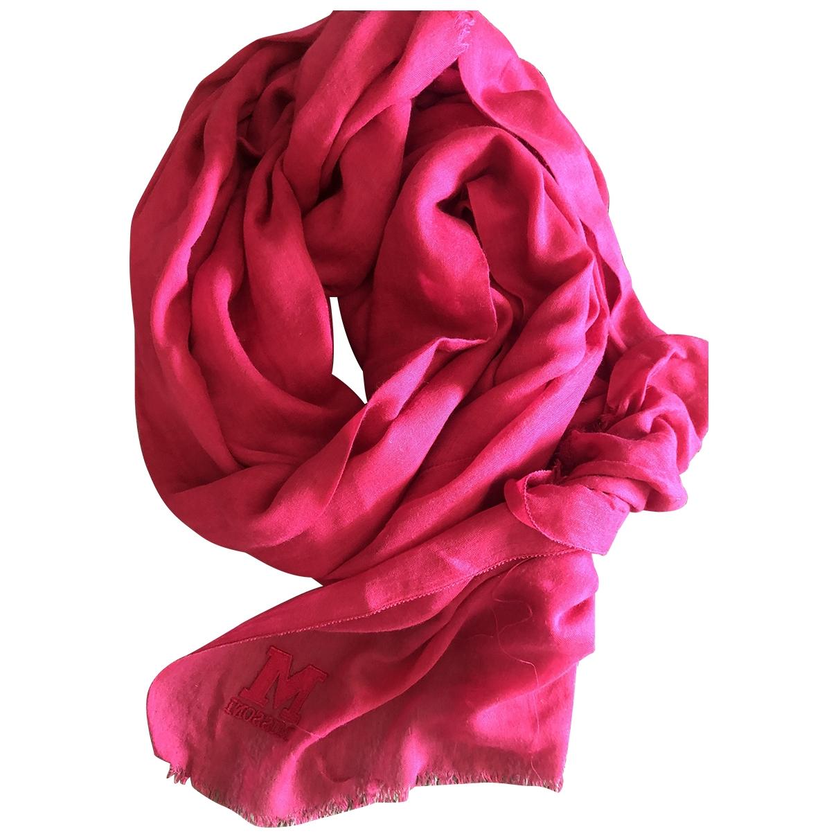 M Missoni \N Cotton scarf for Women \N