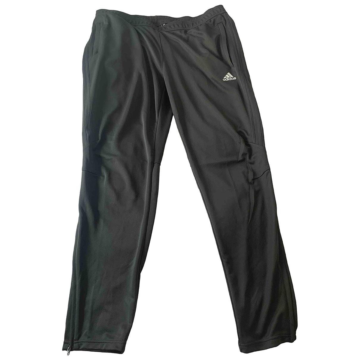 Adidas - Pantalon   pour homme - gris