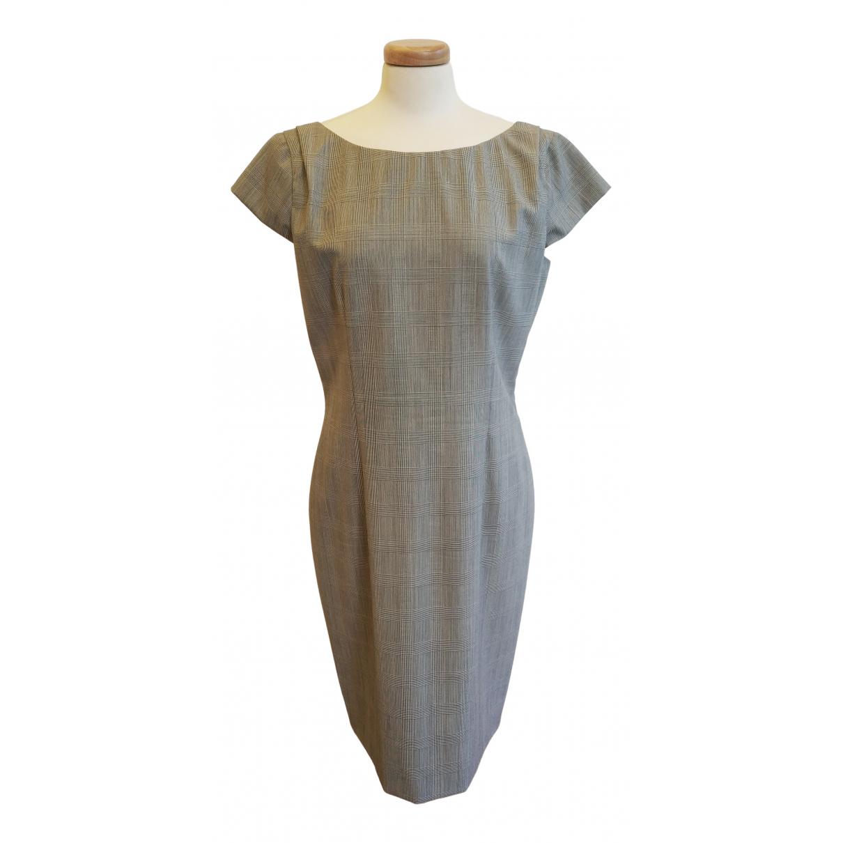 Tonello - Robe   pour femme en laine - gris