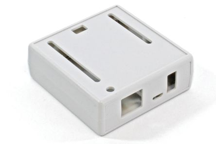 Hammond Arduino Leonardo, M0 Pro, Uno or Yun Enc, Light Grey