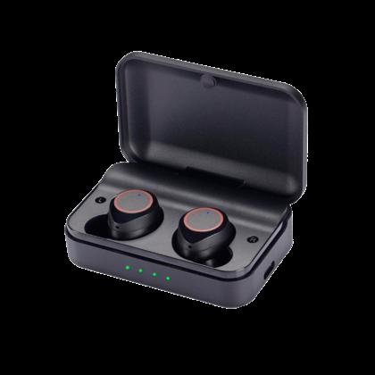 Écouteurs stéréo sans fil Bluetooth 5.0 True avec étui de charge 2600mAh - PrimeCables®