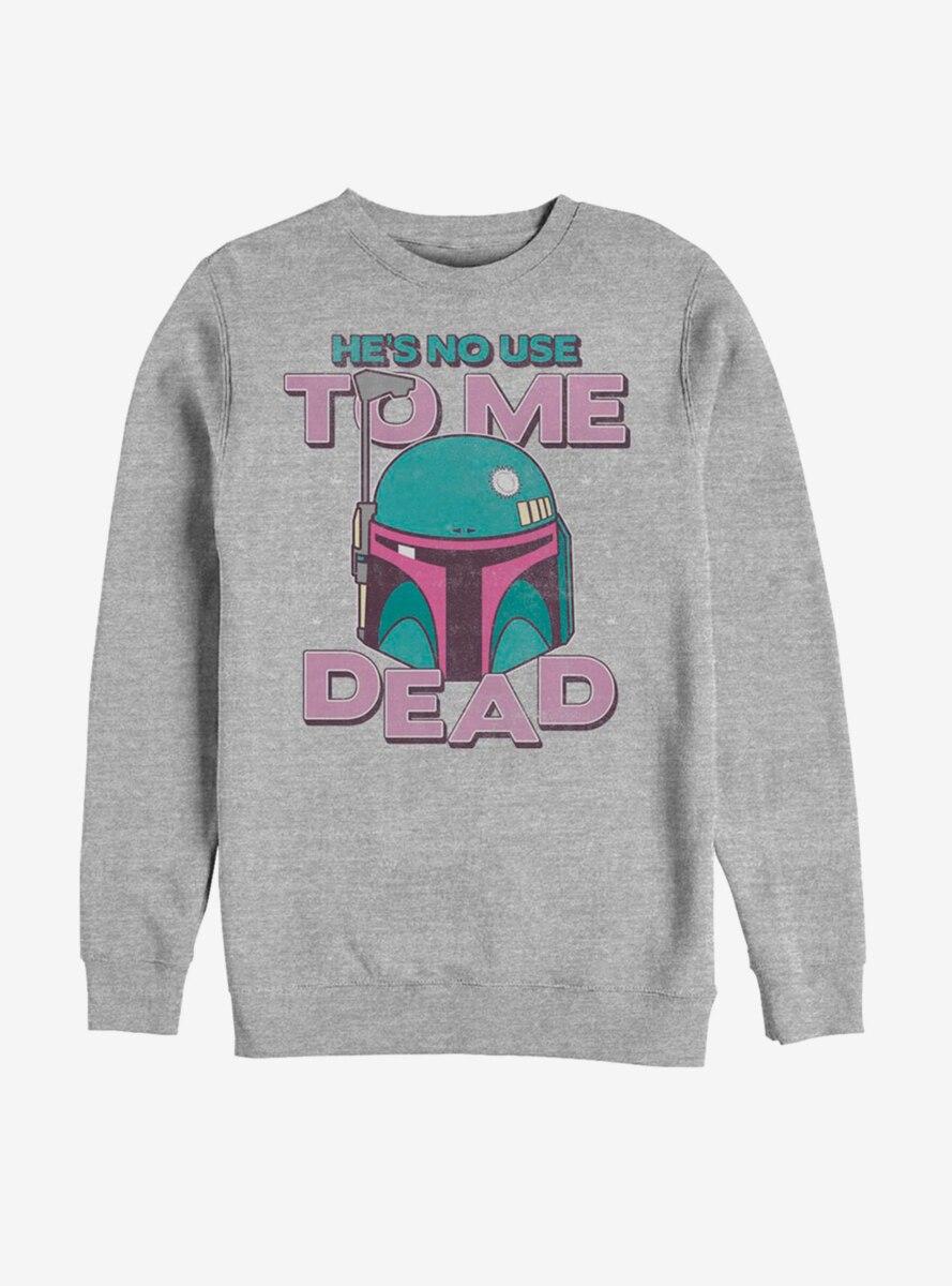 Star Wars No Use Dead Sweatshirt