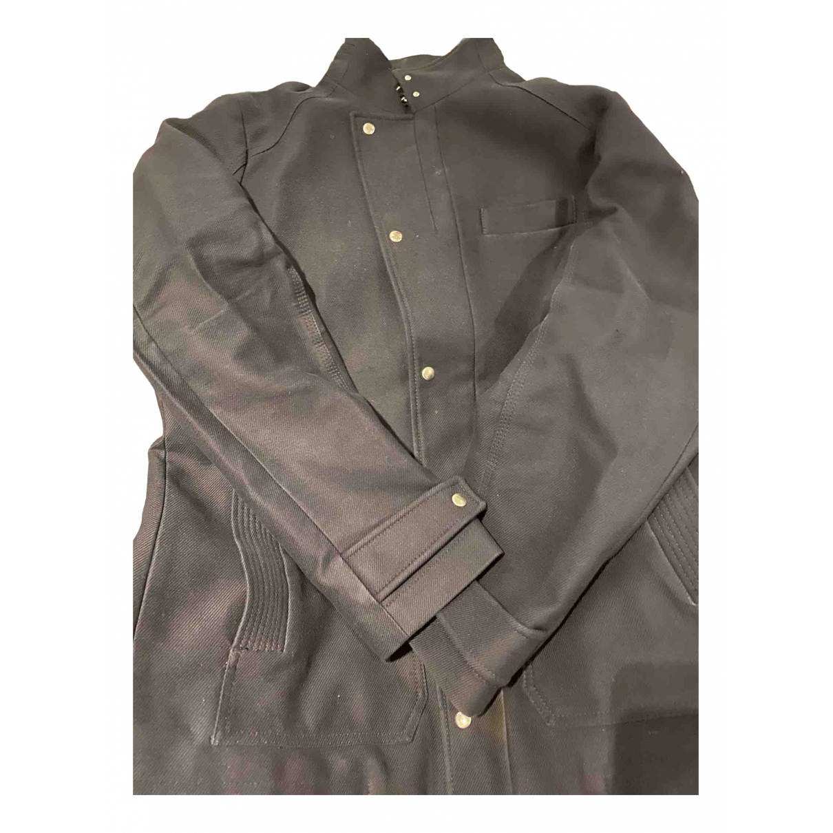 Reiss - Vestes.Blousons   pour homme en coton - noir