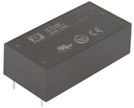XP Power , 80W Encapsulated Switch Mode Power Supply, 24V dc, Encapsulated