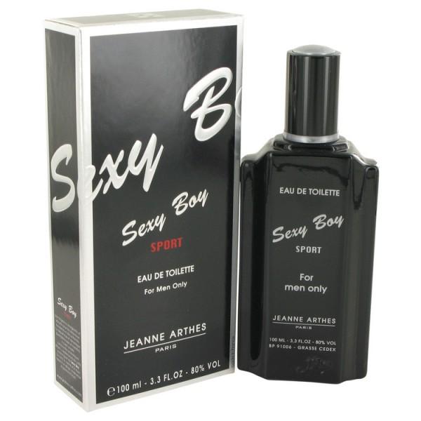 Sexy Boy Sport - Jeanne Arthes Eau de toilette en espray 100 ML