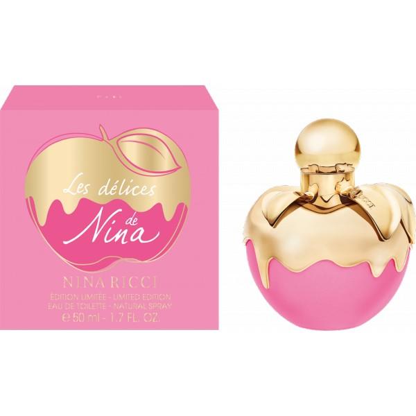Les Delices De Nina - Nina Ricci Eau de Toilette Spray 50 ML