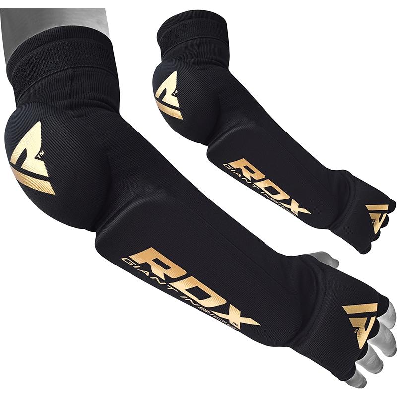 RDX E3 Coudiere et Avant Bras Petite/Moyenne Noir Bonneterie