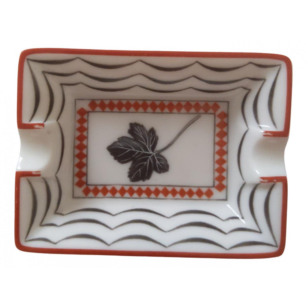 Hermes - Objets & Deco   pour lifestyle en porcelaine - rouge