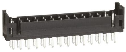 Hirose , DF11, 28 Way, 2 Row, Straight PCB Header (10)