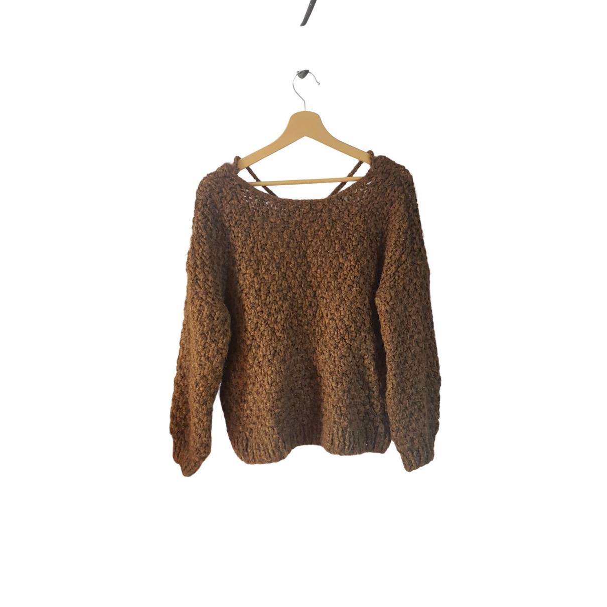 Mes Demoiselles ... \N Brown Knitwear for Women 1 0-5