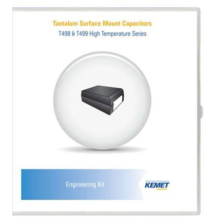 KEMET , Surface Mount Tantalum Capacitor Kit 100 pieces