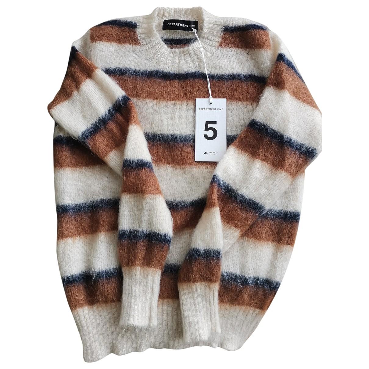 Department 5 - Pull   pour femme en laine - beige