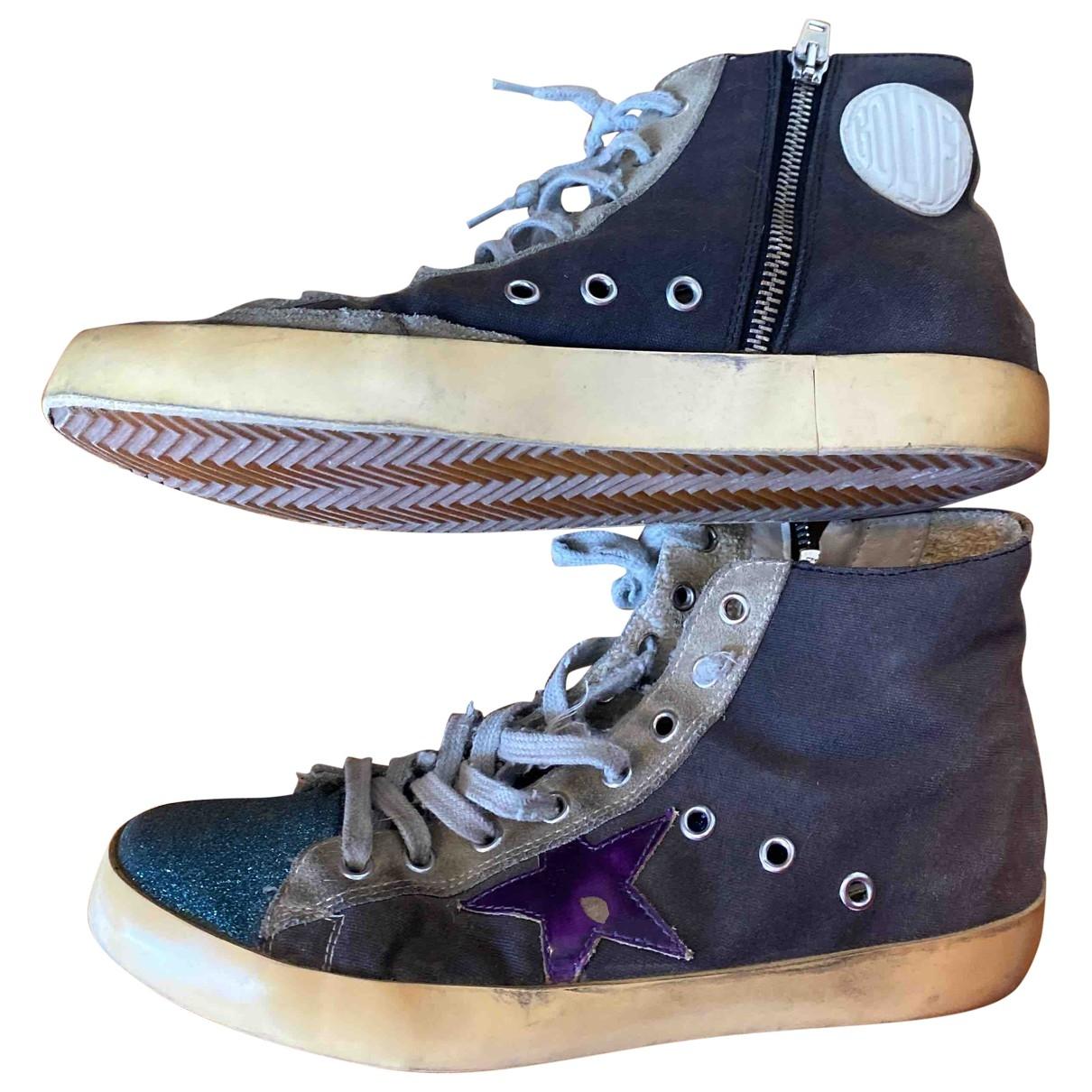 Golden Goose Francy Sneakers in  Bunt Mit Pailletten