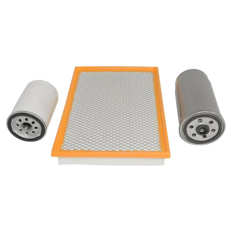 Crown Automotive MFK5 Jeep Replacement Filters Jeep Liberty 2005-2007