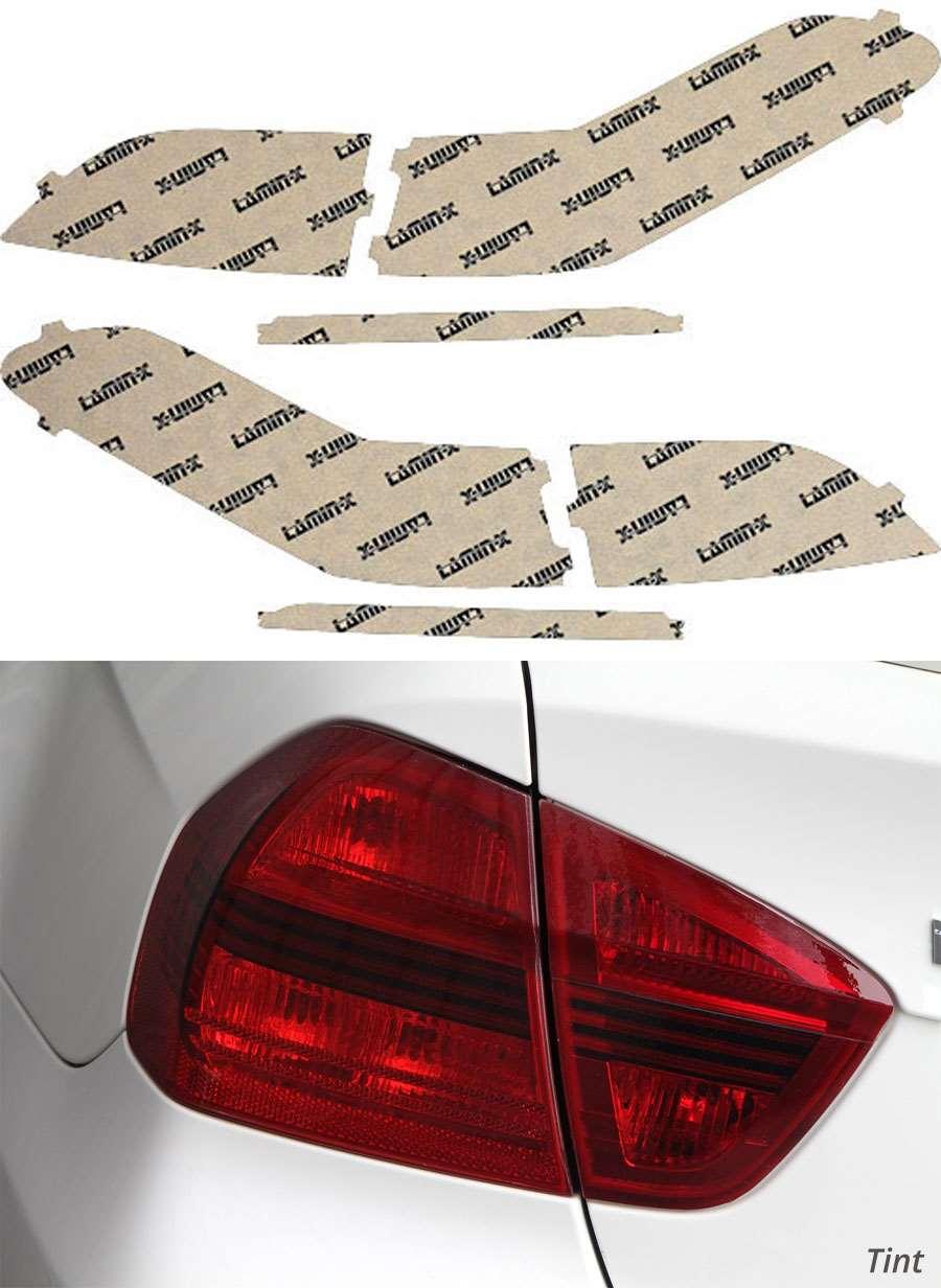 Chevrolet Volt 12-15 Tint Tail Light Covers Lamin-X CH232T
