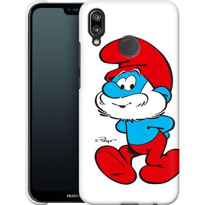 Huawei P20 Lite Smartphone Huelle - Papa Smurf von The Smurfs