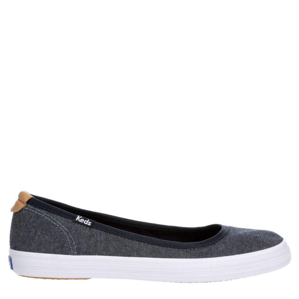 Keds Womens Bryn Slip-On Shoes Sneakers