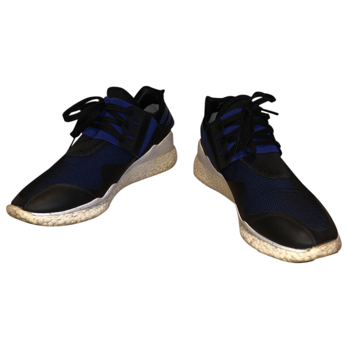 Y-3 By Yohji Yamamoto N Blue Trainers for Men 9.5 US