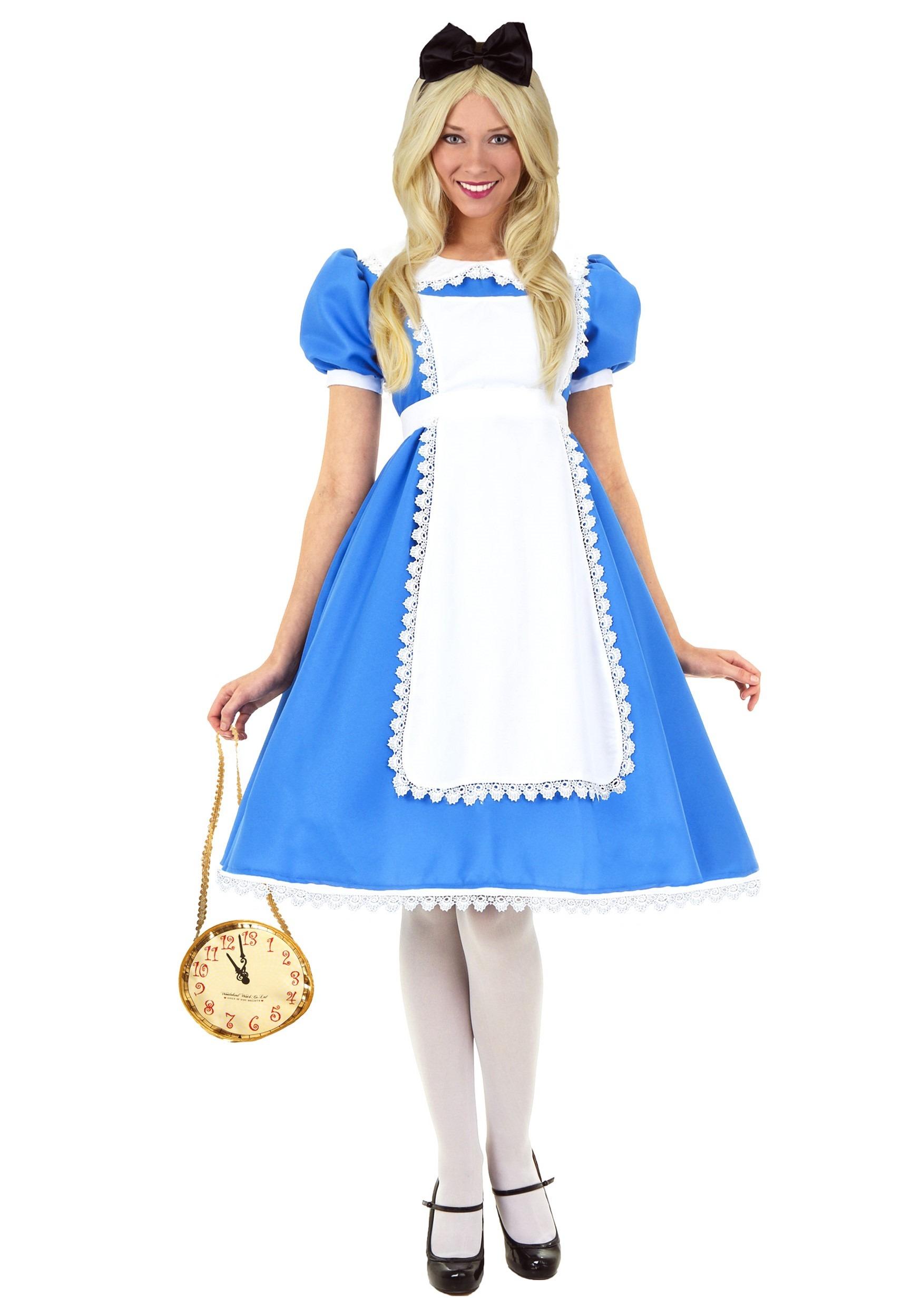 Supreme Alice Costume for Women