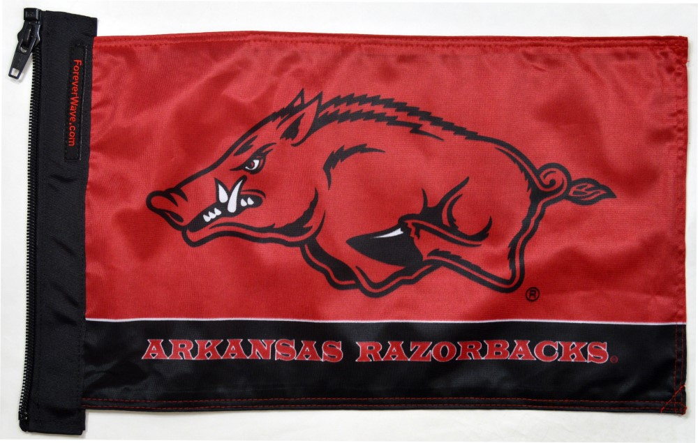 Forever Wave 5048 Arkansas Flag