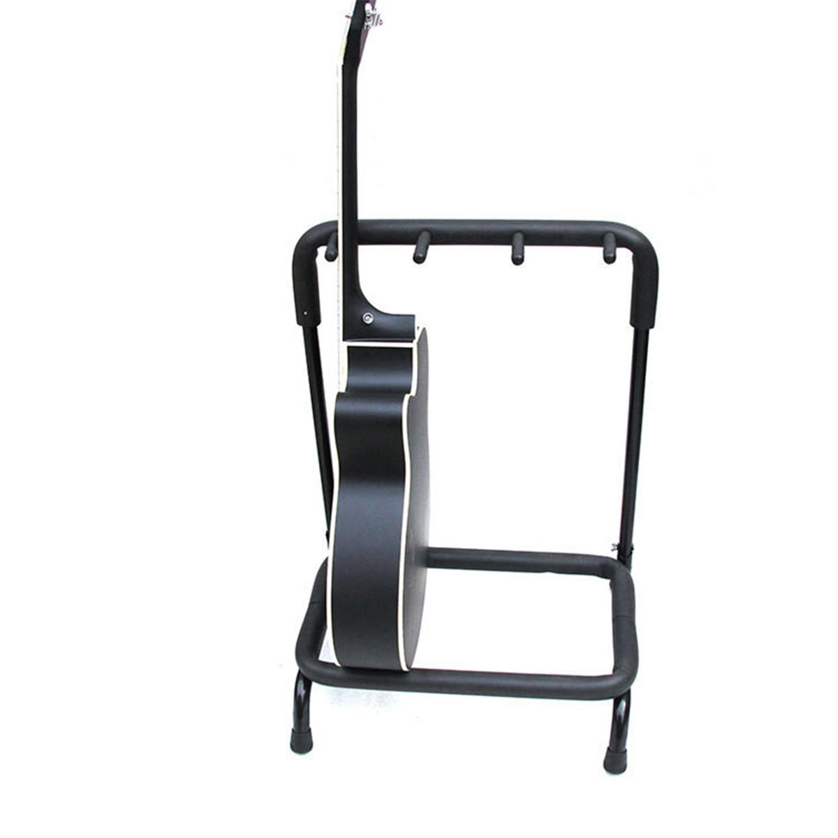 Foldable Stainless Steel Guitar Stand Bass Holder