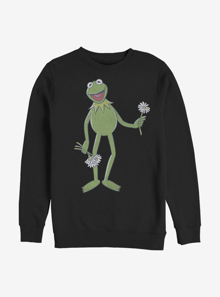 Disney The Muppets Big Kermit Sweatshirt