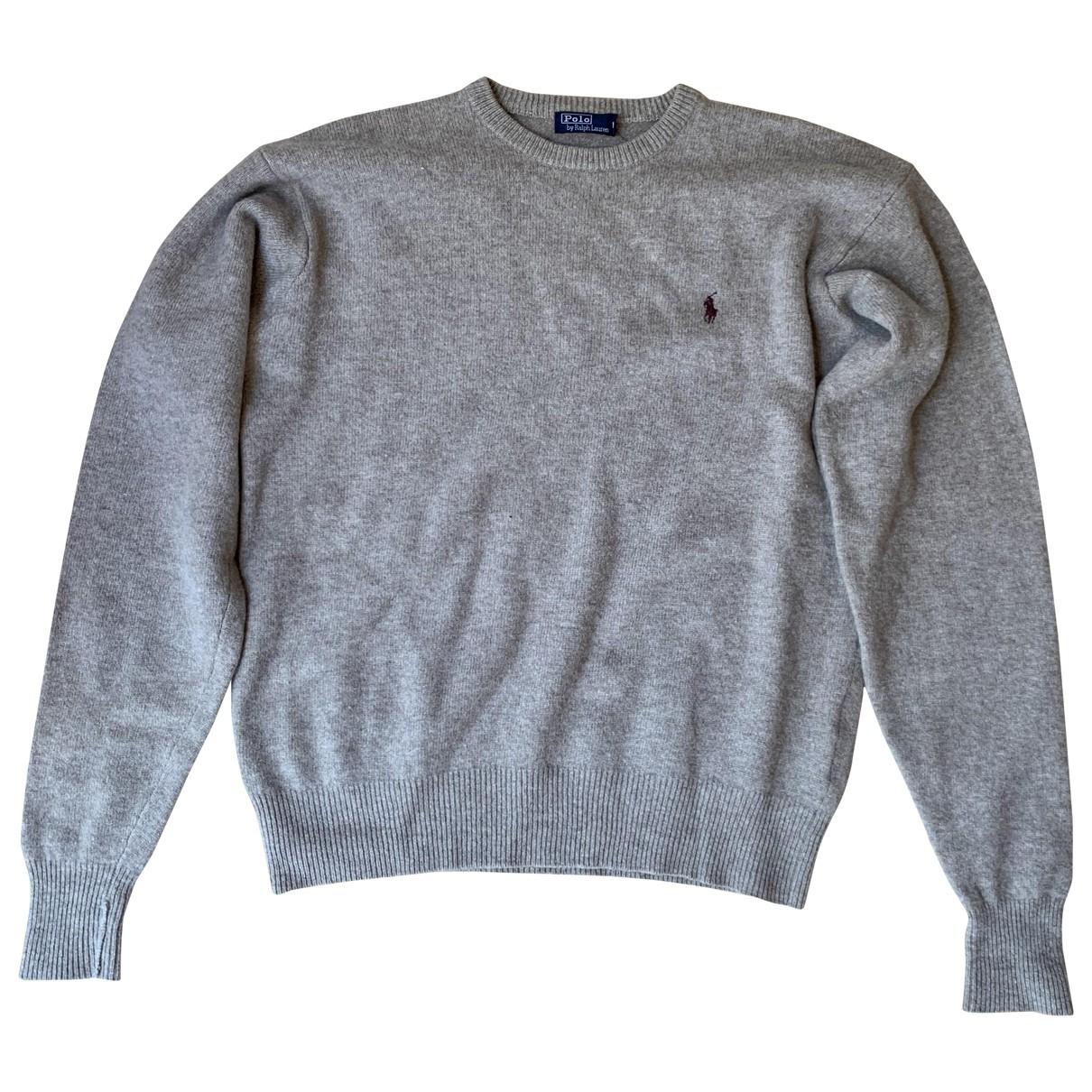 Polo Ralph Lauren \N Beige Wool Knitwear & Sweatshirts for Men XL International