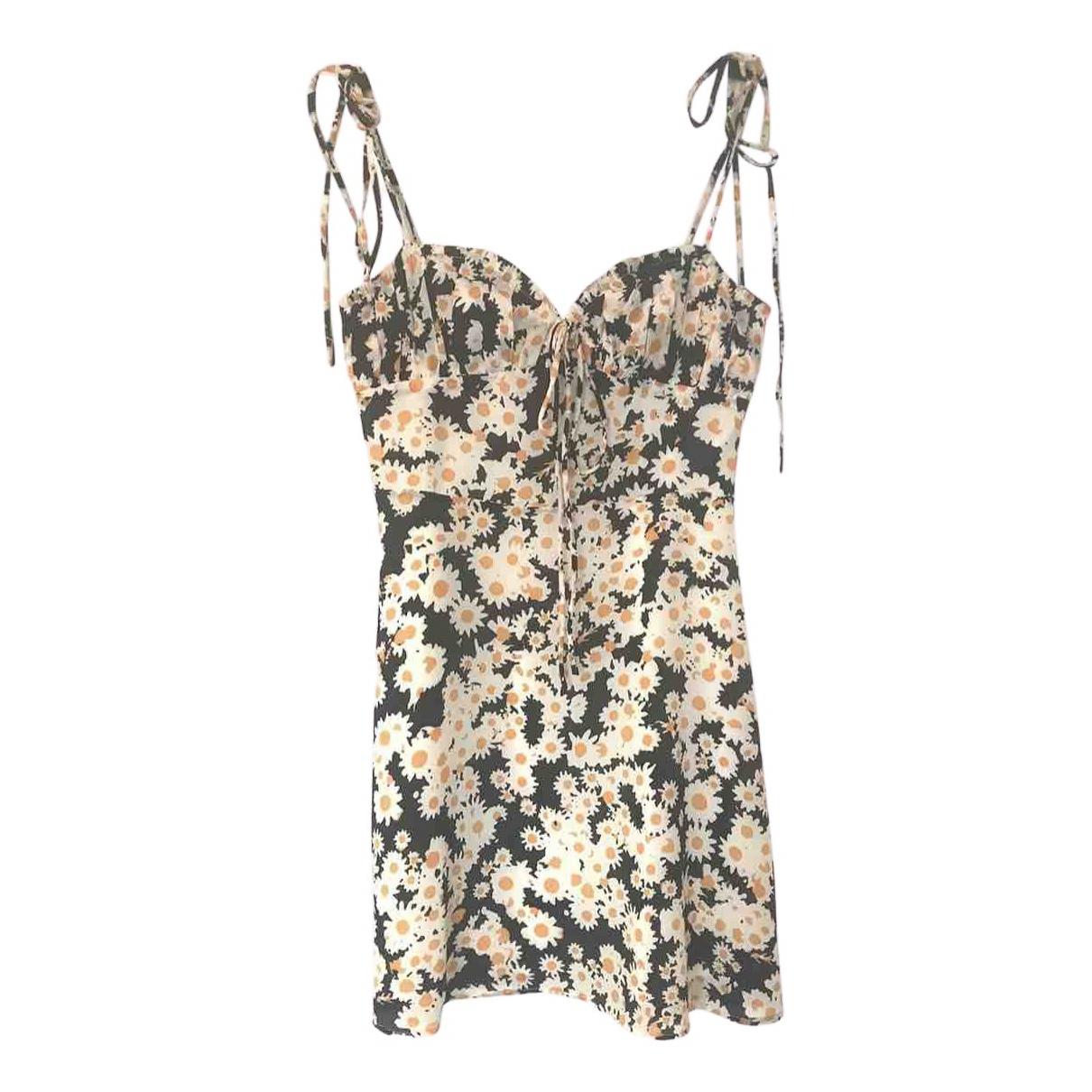 Mini vestido Devon de Seda Realisation